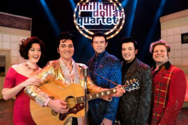 Million Dollar Quartet, Branson MO Shows (0)