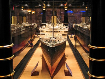Titanic Museum Attraction Photo #22