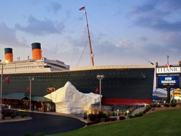 Titanic Museum Attraction Photo #1