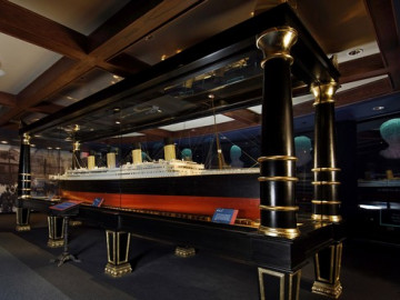 Titanic Museum Attraction Photo #15
