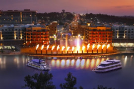 Main Street Lake Cruises Landing Princess, Branson MO Shows (1)