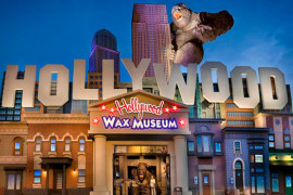 Hollywood Wax Museum Entertainment Center, Branson MO Shows (0)