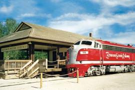 Branson Scenic Railway, Branson MO Shows (0)