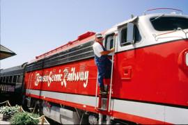 Branson Scenic Railway, Branson MO Shows (1)