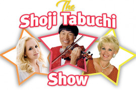 Shoji Tabuchi - 25 Days of Christmas, Branson MO Shows (0)