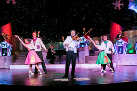 Shoji Tabuchi - 25 Days of Christmas, Branson MO Shows (1)