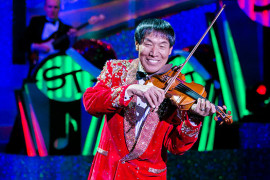 Shoji Tabuchi, Branson MO Shows (0)