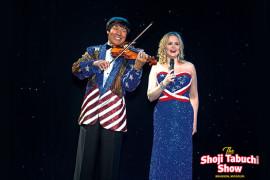 Shoji Tabuchi, Branson MO Shows (1)
