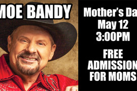Moe Bandy Mother's Day Show, Branson MO Shows (0)