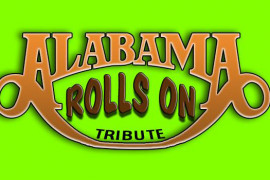Alabama Rolls On Tribute, Branson MO Shows (0)