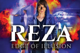 Reza Edge of Illusion, Branson MO Shows (0)