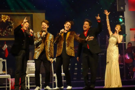 Oh Happy Day Goin' Back to Gospel, Branson MO Shows (0)