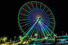 The Branson Ferris Wheel, Branson MO Shows (2)