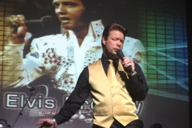 Mike Walker Lasting Impressions, Branson MO Shows (1)