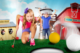 Fun Spot Farm Mini-Golf, Branson MO Shows (0)