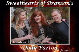 Dolly & Friends, Branson MO Shows (1)