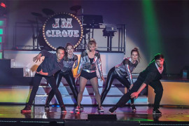A Janice Martin Cirque Show, Branson MO Shows (1)