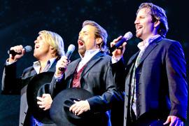 The Texas Tenors, Branson MO Shows (2)