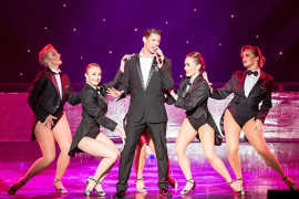 Sinatra & Friends, Branson MO Shows (1)