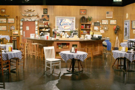 Larry's Country Diner, Branson MO Shows (1)