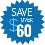 Save Over $60 on this Branson package.