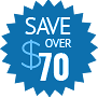 Save Over $70 on this Branson package.