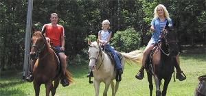 Shepherd of the Hills Horseback Riding