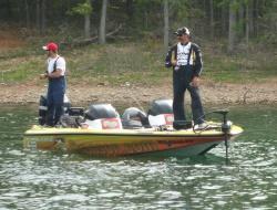 World class fishing branson mo for Table rock lake fishing