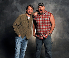 RFD-TV presents Jeff Foxworthy and Larry the Cable Guy at RFD TV The Theatre