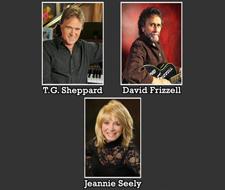 TG Sheppard, David Frizell & Jeannie Seely