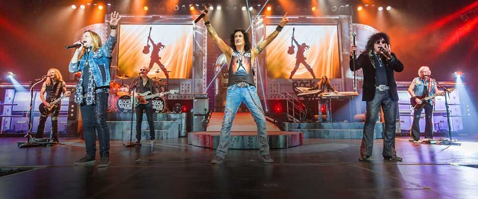 Raiding the Rock Vault at the Starlite Theatre