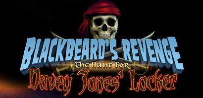 Blackbeard's Revenge: The Hunt for Davey Jones' Locker
