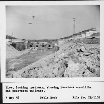 Tablerock Dam Branson MO