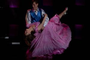 """Jason and Myra dancing to her original compositon """"First Dance."""""""