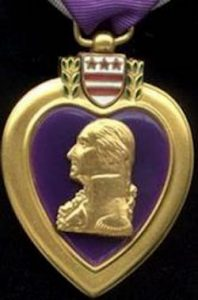 """""""Hand in Hand Branson Honors Purple Heart Recipients,"""" a special event honoring those who have received the Purple Heart for wounds received while serving our country."""