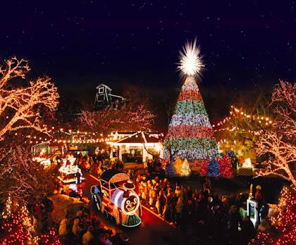 What is Branson's Ozark Mountain Christmas? - Branson, MO
