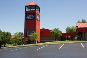 Awesome Bransonu0027s First Factory Outlet Mall To Cease Operation. Bransonu0027s Red Roof  Mall ...