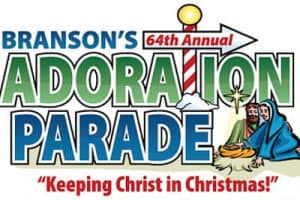 "Adoration Parade is all about ""Keeping Christ in Christmas."""