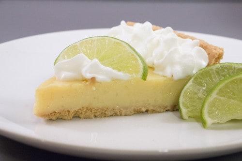 Todd Bradshaw's Key Lime Pie
