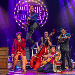 Million Dollar Quartet Branson