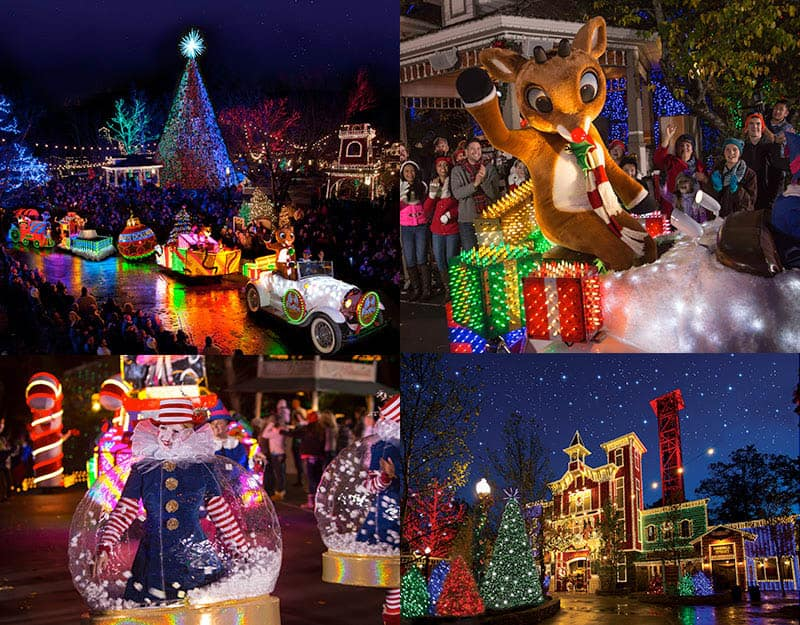 theres simply nothing like silver dollar citys old time christmas - Silver Dollar City Christmas