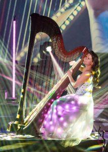 Catherine Haygood illuminates on the Harp