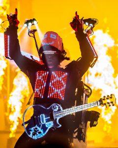 Michael Haygood's Robotic Suit