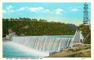 Powersite Dam Circa 1920s