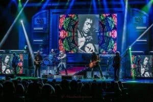 Jimi Hendrix & Woodstock footage