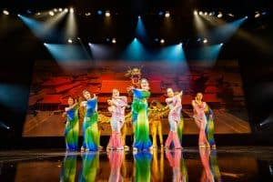 Amazing … Acrobats of Shanghai!