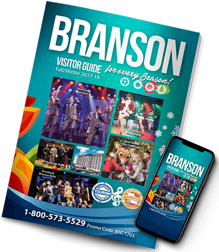 Free Branson Visitor Guide