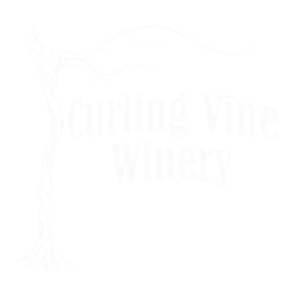 Curling Vine Winery Logo