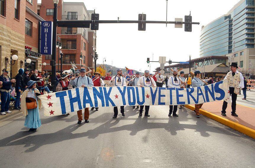 Veterans in Branson