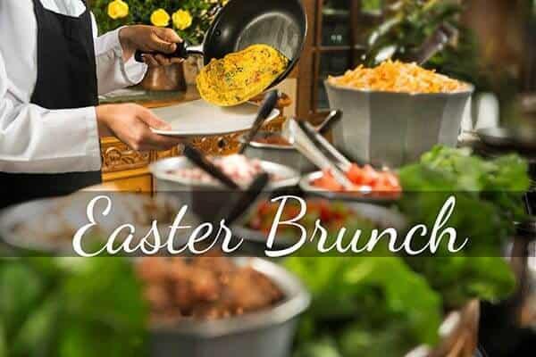 Easter Sunday Brunch at The Keeter Center